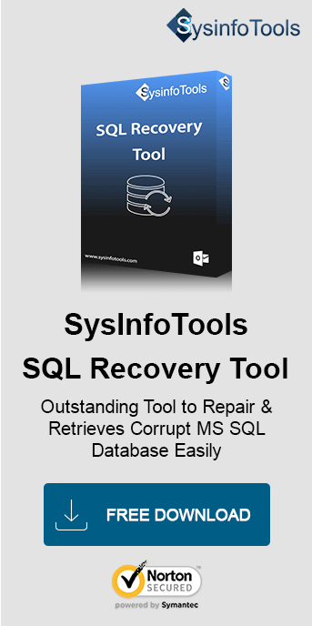 MSSQL Database Recovery