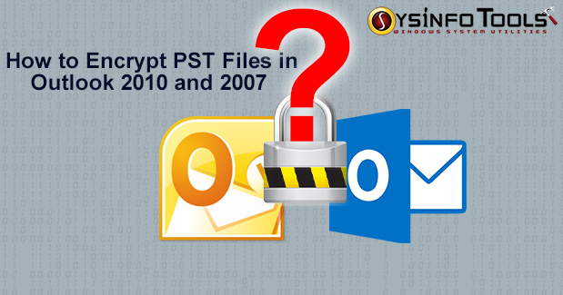 How to Encrypt PST Files