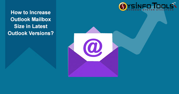How to Increase Outlook Mailbox