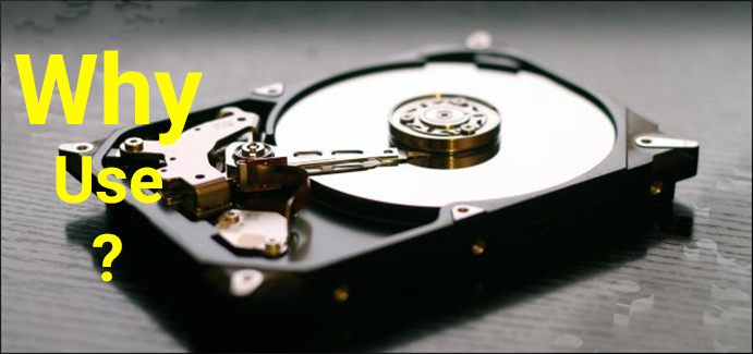 Why use Virtual Hard Disk