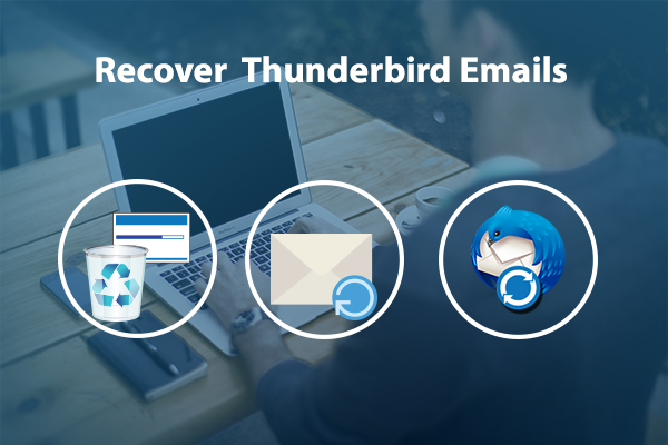 Recover deleted emails from thunderbird