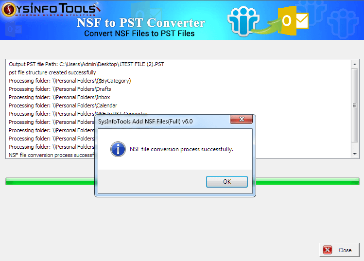 Best Free methods to Convert NSF files to PST files