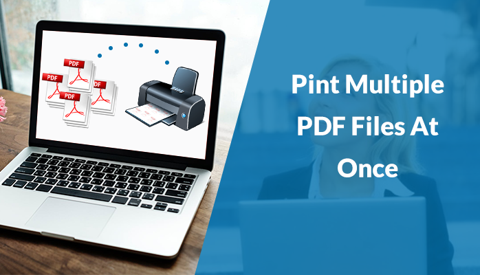 How To Print Multiple PDF Files at Once in Windows - A DIY Guide