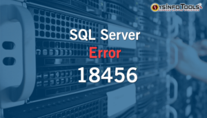 fix sql server error 18456