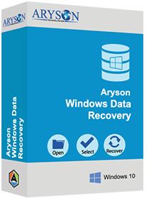 aryson windows data recovery