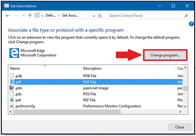 How to Open PDF Documents in Microsoft Edge - PDF in Internet Explorer