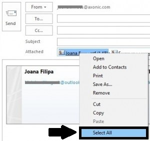 How to Export Outlook Contacts to vCard on Windows & Mac OS