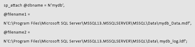 manually sql server error