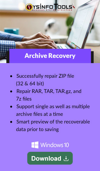 What are the Different Types of Archive file Format?