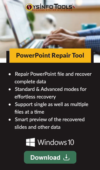 Repair Corrupt PowerPoint Presentation on Windows | The Top