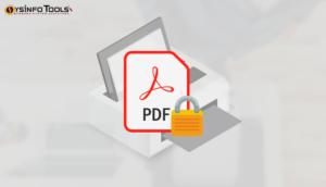 Print Secured PDF Documents