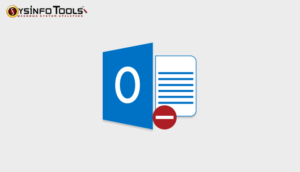 Outlook Data files usage is disabled on this computer