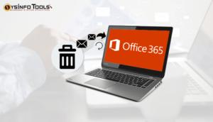 Restore Office 365