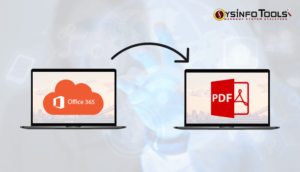 office 365 to pdf