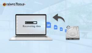 External data recovery