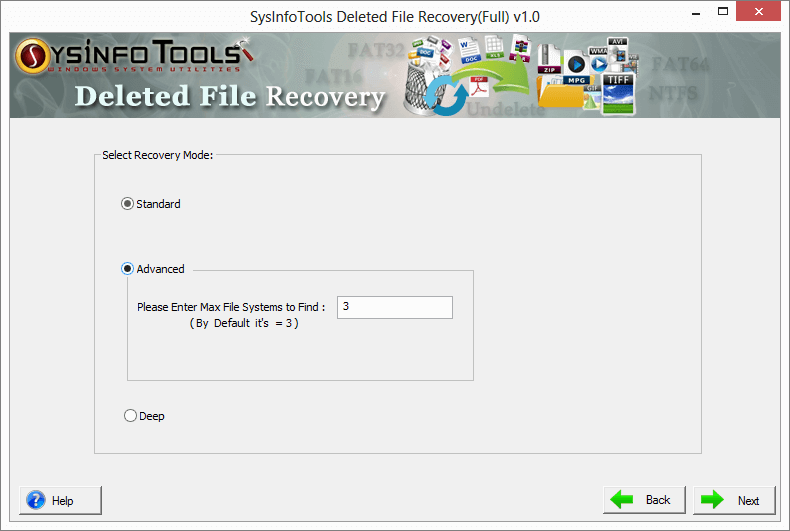 Three levels to recover permanently deleted files in pc