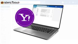yahoo email backup