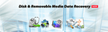 disk removable media recovery