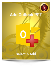 Add outlook PST