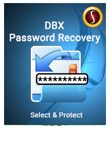 DBX Password Recovery