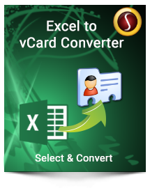 Excel to vCard Converter Box