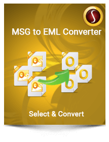 MSG to EML Converter Box