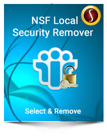 NSF Local Security Remover Box