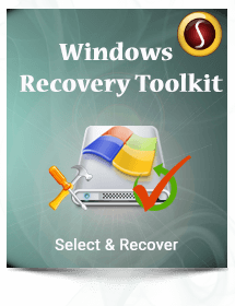 windows Recovery combo