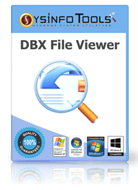 DBX file viewer