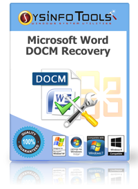 Docm recovery