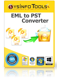 EML to PST Converter Box