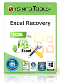 Recovers lost or forgotten excel file password for free.