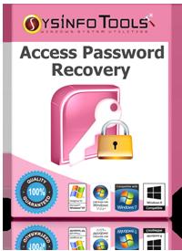 MDB Password Recovery box