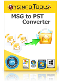 MSG to PST Converter Box