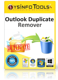 Outlook Duplicate Remover Box