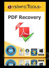 PDF Recovery box