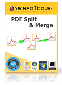 how to break a single layer pdf into multiple