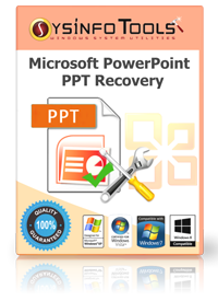 PPT file repair