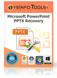 PPTX file recovery