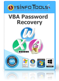 VBA password BOX