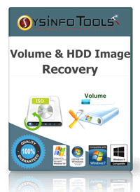 Volume hdd image Recovery