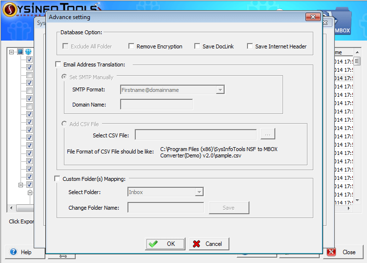 how to convert nsf files to mbox file format sysinfo