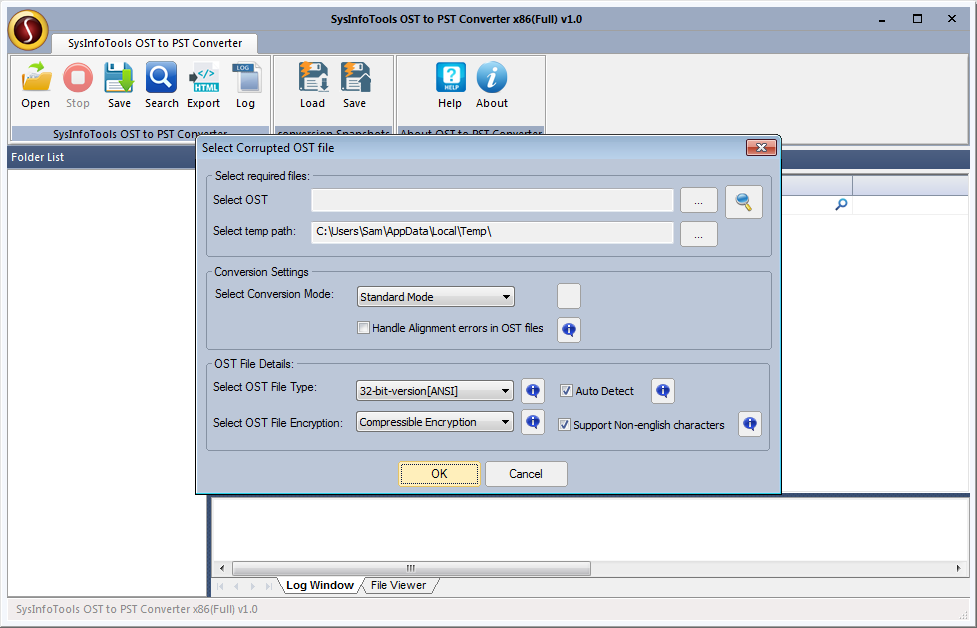 OST to PST Converter to Convert OST Files to Outlook PST ...