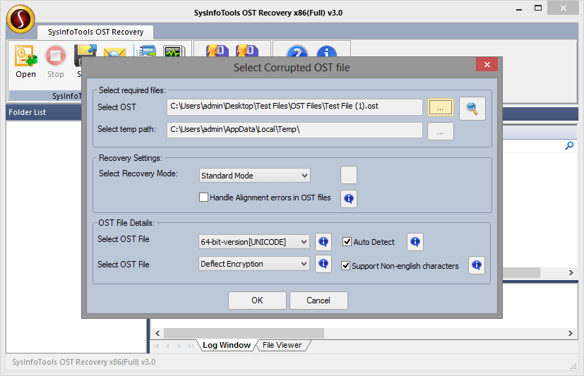 SysinfoTools OST Recovery