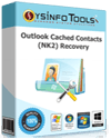 Outlook Cached Contacts Recovery