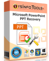 MS PowerPoint PPT File Recovery