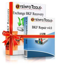 SysInfoTools Backup Recovery Combo Pack screen shot