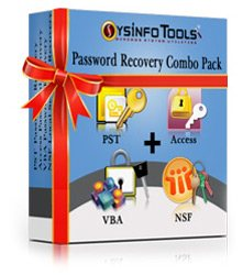 Password Recovery Tools Combo Pack
