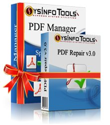 SysInfoTools PDF Tools Combo Pack