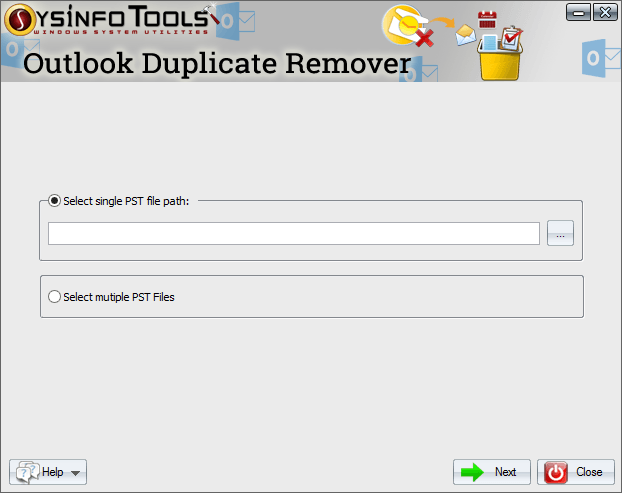 Advanced Outlook Duplicate Remover